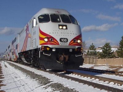 Rail Runner Express #108