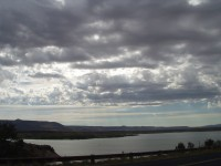 Cochiti Lake Clouds