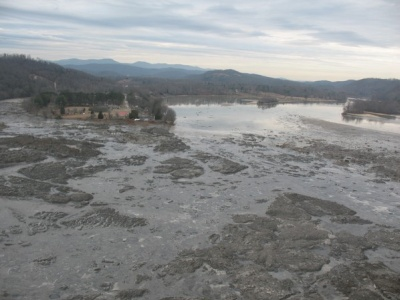 TVA Kingston TN Coal Ash Pond Failure