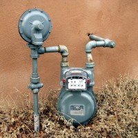 Natural Gas Meter