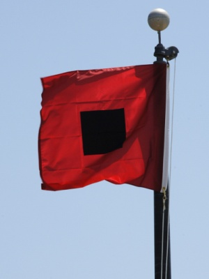 Storm Warning flag