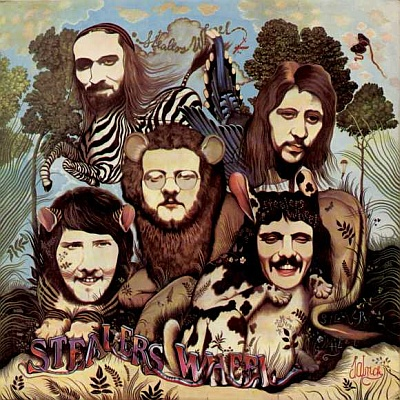 Stuck in the Middle - Stealers Wheel album cover