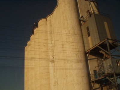 Southwest Chief - Grain Silos