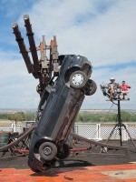 The Hand of Man at Abq. Mini Maker Faire