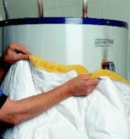 Water Heater Insulating Blanket
