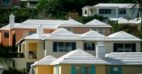 White Rooftops Bermuda
