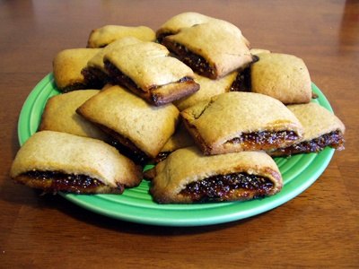 Home Made Fig Bars
