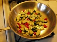 Zuchini & Tomato Sauté